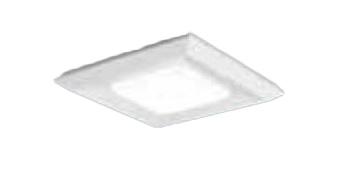 パナソニック Panasonic 施設照明一体型LEDベースライト 直付/埋込兼用 スクエア光源タイプ □570コンパクト形蛍光灯FHP45形3灯器具相当温白色 調光タイプ 下面開放型 9000lmXLX191AEVRZ9