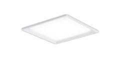 パナソニック Panasonic 施設照明一体型LEDベースライト 埋込型 スクエアシリーズ スクエア光源タイプ昼白色 調光 下面開放型 □350 9000lmタイプコンパクト形蛍光灯FHP45形3灯器具相当埋込XLX191REN RZ9