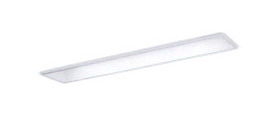 【当店おすすめ!iDシリーズ】 パナソニック Panasonic 施設照明一体型LEDベースライト iDシリーズ 20形埋込型 下面開放型 W100 コンフォート15タイプ一般タイプ 1600lmタイプ 非調光白色 FL20形×2灯器具相当XLX210MEWLE9