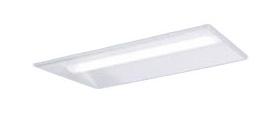 【当店おすすめ!iDシリーズ】 パナソニック Panasonic 施設照明一体型LEDベースライト iDシリーズ 20形埋込型 下面開放型 W300一般タイプ 1600lmタイプ 調光電球色 Hf16形×1灯高出力型器具相当XLX210VELLA9