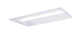 【当店おすすめ!iDシリーズ】 パナソニック Panasonic 施設照明一体型LEDベースライト iDシリーズ 20形埋込型 下面開放型 W300一般タイプ 3200lmタイプ 非調光電球色 Hf16形×2灯高出力型器具相当XLX230VELLE9