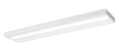 ◎【当店おすすめ!iDシリーズ】 Panasonic 施設照明一体型LEDベースライト 40形 直付型スリムベース Hf蛍光灯32形高出力型3灯器具相当一般タイプ 10000lmタイプ 温白色 調光XLX400SEVLR2