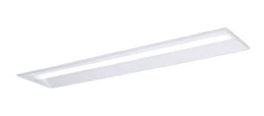 【当店おすすめ品】 パナソニック Panasonic 施設照明一体型LEDベースライト iDシリーズ 40形 埋込型直管形蛍光灯FLR40形1灯器具相当下面開放型 W300 一般・2000lmタイプ 温白色 調光埋込XLX410VEVZ LA9