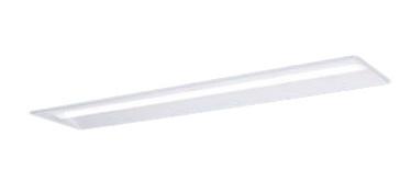 【当店おすすめ品】 パナソニック Panasonic 施設照明一体型LEDベースライト iDシリーズ 40形 埋込型Hf蛍光灯32形高出力型1灯器具相当下面開放型 W220 一般・3200lmタイプ 電球色 調光埋込XLX430UELZ LA9
