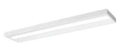 パナソニック Panasonic 施設照明一体型LEDベースライト 40形 直付型 昼白色美光色 4000lmタイプ FLR40形×2灯器具節電タイプ スリムベース直付XLX440SBNJ LE9