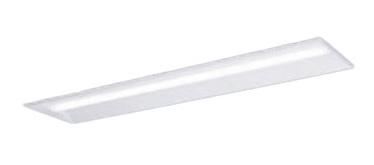 パナソニック Panasonic 施設照明一体型LEDベースライト 40形 埋込型 昼白色美光色 4000lmタイプ FLR40形×2灯器具節電タイプ 下面開放型 W300埋込XLX440VBNJ LE9