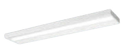 ◎【8/25は店内全品ポイント3倍!】XLX450SHWTLA9【当店おすすめ!iDシリーズ】 Panasonic 施設照明 一体型LEDベースライト 40形 直付型 スリムベース Hf蛍光灯32形定格出力型2灯器具相当 5200lmタイプ 白色 調光 XLX450SHWTLA9