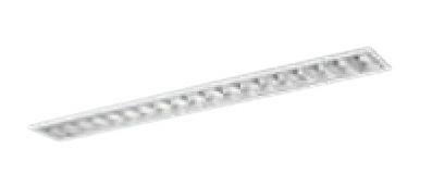 パナソニック Panasonic 施設照明一体型LEDベースライト 40形 埋込型 W150Hf蛍光灯32形定格出力型2灯器具相当高効率OAコンフォート(アルミルーバ)CLASS III5200lmタイプ 昼白色 調光XLX453FHNTLA9