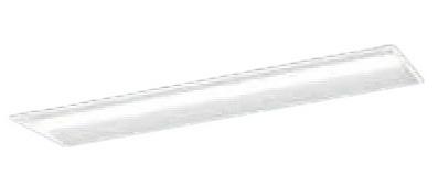 パナソニック Panasonic 施設照明一体型LEDベースライト 40形 埋込型 W300下面開放型 Hf蛍光灯32形定格出力型2灯器具相当コンフォートタイプ グレアセーブタイプ5200lmタイプ 白色 非調光XLX455VHWTLE9