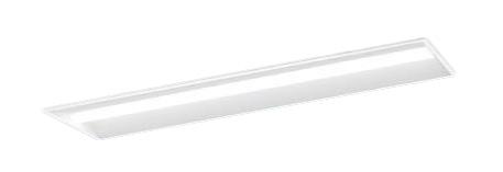 パナソニック Panasonic 施設照明一体型LEDベースライト iDシリーズ 40形 埋込型Hf蛍光灯32形高出力型2灯器具相当コンフォート グレアセーブ下面開放型 W300 6900lmタイプ 昼白色 調光埋込XLX460VLNZ LR9