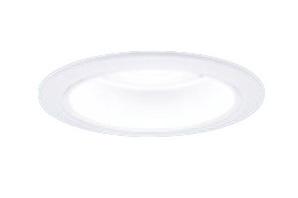 パナソニック Panasonic 施設照明LEDダウンライト 白色 美光色浅型10H ビーム角85度 拡散タイプ調光タイプ 白熱電球60形1灯器具相当XND0631WBLG1