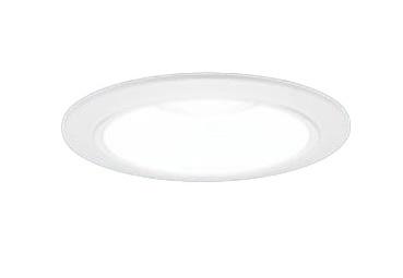 パナソニック Panasonic 施設照明LEDダウンライト 白色 浅型9Hビーム角50度 広角タイプ 調光タイプコンパクト形蛍光灯FDL27形1灯器具相当XND1050WWLZ9