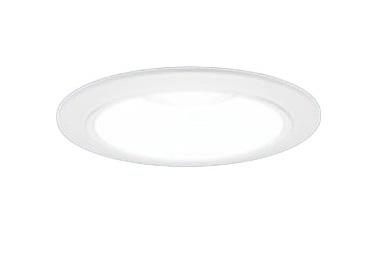 パナソニック Panasonic 施設照明LEDダウンライト 温白色 浅型9Hビーム角85度 拡散タイプ 調光タイプコンパクト形蛍光灯FDL27形1灯器具相当XND1051WVLZ9