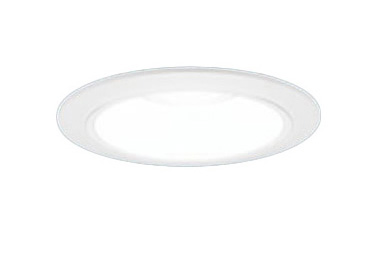 パナソニック Panasonic 施設照明LEDダウンライト 温白色 浅型9Hビーム角50度 広角タイプ 調光タイプコンパクト形蛍光灯FHT32形1灯器具相当XND1550WVLZ9