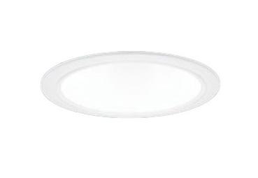 パナソニック Panasonic 施設照明LEDダウンライト 温白色 浅型9Hビーム角70度 拡散タイプ 調光タイプコンパクト形蛍光灯FHT32形1灯器具相当XND1553WVLZ9