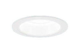 パナソニック Panasonic 施設照明LEDダウンライト 温白色 ビーム角50度広角タイプ 水銀灯100形1灯器具相当XND2510WVLE9