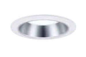 パナソニック Panasonic 施設照明LEDダウンライト 白色 美光色浅型10H ビーム角80度 拡散タイプ調光タイプ 水銀灯100形1灯器具相当XND2531SBLZ9