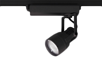 XS413108LEDスポットライト 反射板制御 本体PLUGGEDシリーズ COBタイプ 21°ミディアム配光 非調光 白色C1000 JR12V-50Wクラスオーデリック 照明器具 天井面取付専用