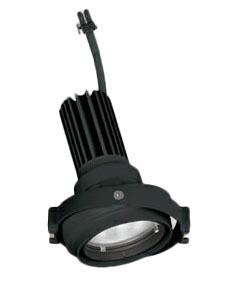 オーデリック 照明器具PLUGGEDシリーズ LEDマルチユニバーサル灯体 白色 スプレッド COBタイプC1500 CDM-T35Wクラス 高彩色XS413214H