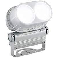 【6/10はスーパーセールに合わせて、ポイント2倍!】XU41345Lコイズミ照明 施設照明 LEDエクステリア ナローハイパワースポットライト 昼白色 非調光 HID150W相当 5500lmクラス XU41345L