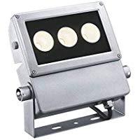 ★コイズミ照明 施設照明S-spot evo LEDエクステリアスポットライトHID150W相当 5500lmクラス 電球色 非調光XU44157L