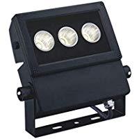 コイズミ照明 施設照明S-spot evo LEDエクステリアスポットライトHID150W相当 5500lmクラス 白色 非調光XU44168L