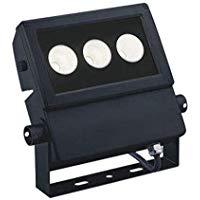 ★コイズミ照明 施設照明S-spot evo LEDエクステリアスポットライトHID150W相当 5500lmクラス 白色 非調光XU44169L