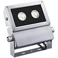【8/25は店内全品ポイント3倍!】XU44177Lコイズミ照明 施設照明 S-spot evo LEDエクステリアスポットライト HID100W相当 4000lmクラス 白色 非調光 XU44177L