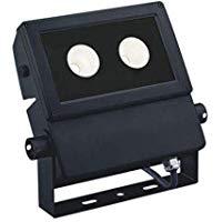 【8/25は店内全品ポイント3倍!】XU44187Lコイズミ照明 施設照明 S-spot evo LEDエクステリアスポットライト HID100W相当 4000lmクラス 白色 非調光 XU44187L