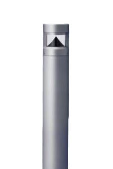 パナソニック Panasonic 施設照明LEDローポールライト 電球色 彩光色全周配光タイプ 防雨型 地上高1000mmパルックボール25形1灯器具相当XY2907KLE9