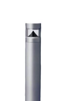 パナソニック Panasonic 施設照明LEDローポールライト 昼白色全周配光タイプ 防雨型 地上高600mmパルックボール25形1灯器具相当XY2924KLE9