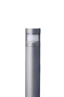 パナソニック Panasonic 施設照明LEDローポールライト 電球色拡散配光タイプ 防雨型 地上高400mmパルックボール25形1灯器具相当XY2949KLE9