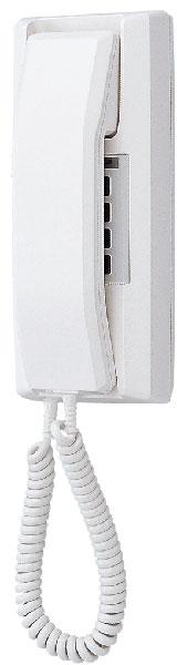 アイホン ビジネス向けインターホン共通線式同時通話インターホン90局用2通話路式壁取付型親機YAZ-90-2W