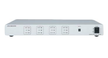 DXデルカテック ハイビジョンみまもりシステム4カメラドライブユニットDPV40H1
