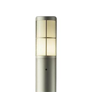 DWP-40763YLEDアウトドアローポールライトLED交換可能 高さ700mm 防雨形電球色 非調光 白熱灯60W相当大光電機 照明器具 エクステリア アプローチライト