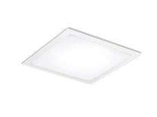 遠藤照明 施設照明LEDスクエアベースライト FLAT BASEシリーズ埋込 フラット乳白パネル 300シリーズFHT42W×2器具相当 2700lmタイプ無線調光 電球色EFK9443W