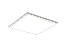 遠藤照明 施設照明LEDスクエアベースライト FLAT BASEシリーズ直付 フラット乳白パネル 450シリーズFHP32W×3器具相当 6000lmタイプ無線調光 温白色EFK9739W