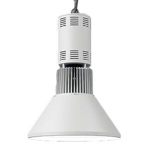 遠藤照明 施設照明LED高天井用テクニカルペンダントライトHIGH-BAYシリーズ 電源内蔵メタルハライドランプ250W器具相当 7500lmタイプ ナチュラルホワイトEFP7266W