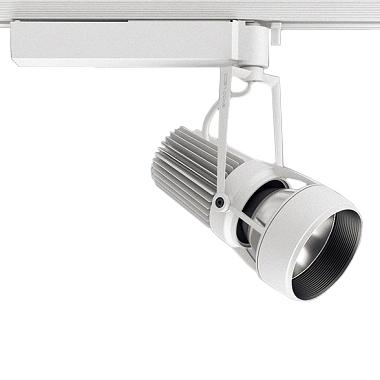 遠藤照明 施設照明LEDスポットライト DUAL-MシリーズセラメタプレミアS70W器具相当 D400広角配光31° 温白色 無線調光EFS5322W