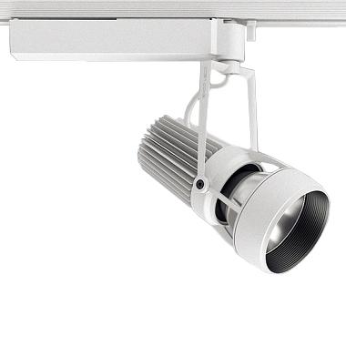 遠藤照明 施設照明LEDスポットライト DUAL-MシリーズCDM-T70W器具相当 D300広角配光27° 電球色 無線調光EFS5371W