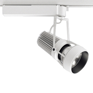 遠藤照明 施設照明LEDスポットライト DUAL-MシリーズCDM-T70W器具相当 D300広角配光27° アパレルホワイトe 電球色 無線調光EFS5374W