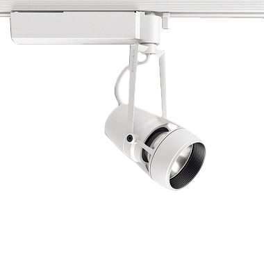 遠藤照明 施設照明LEDスポットライト DUAL-SシリーズセラメタプレミアS35W器具相当 D140広角配光32° ナチュラルホワイト 無線調光EFS5488W