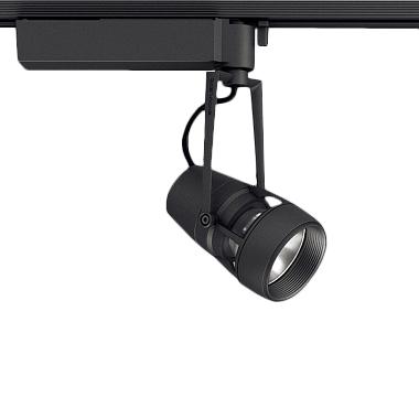 遠藤照明 施設照明LEDスポットライト DUAL-SシリーズセラメタプレミアS35W器具相当 D140広角配光32° 電球色 無線調光EFS5490B
