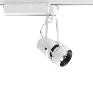 遠藤照明 施設照明LEDスポットライト DUAL-SシリーズセラメタプレミアS35W器具相当 D140広角配光32° 電球色 無線調光EFS5490W