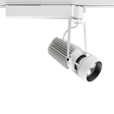 遠藤照明 施設照明LEDスポットライト DUAL-SシリーズCDM-TC70W器具相当 D240超広角配光43° Hi-CRIナチュラル 電球色 無線調光EFS5962W