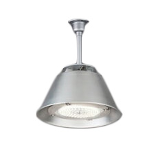 三菱電機 LED高天井用照明 超特価 業界トップクラスの高効率一般形 丸型パイプ吊タイプ(屋内用仕様)電源別置タイプ(電源部セット価格です)クラス1000(水銀ランプ250W相当) 120° 広角配光 白色 電源装置セットEL-C10011W + EL-T0060 AHTZ