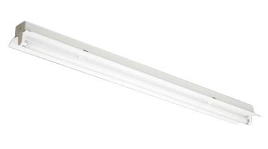 EL-LFH4901B AHN(39N4)LDL40 反射笠タイプ1灯用 非調光タイプ 3900lmクラスランプ付(昼白色)直管LEDランプ搭載ベースライト 直付・吊下兼用形三菱電機 施設照明