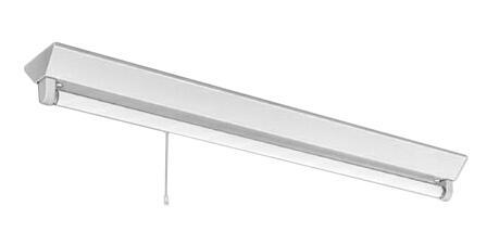 EL-LKV4341B AHX(34N3A)LDL40 逆富士タイプ1灯用プルスイッチ付 連続調光対応 3400lmクラスランプ付(昼白色)直管LEDランプ搭載ベースライト 直付形三菱電機 施設照明