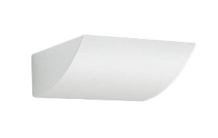 遠藤照明 施設照明LEDテクニカルブラケットライト SsシリーズCDM-T70W器具相当 Ss-24上向タイプ 横長配光 ナチュラルホワイト 非調光ERB6027WA