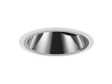 遠藤照明 施設照明LEDグレアレスユニバーサルダウンライト鏡面コーン 埋込穴φ125 GLARE-LESSシリーズCDM-TC35W器具相当 2400タイプ16°狭角配光 ナチュラルホワイトERD5429WA